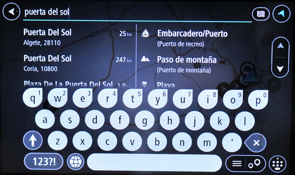 TomTom Go 6000 - pantalla 2