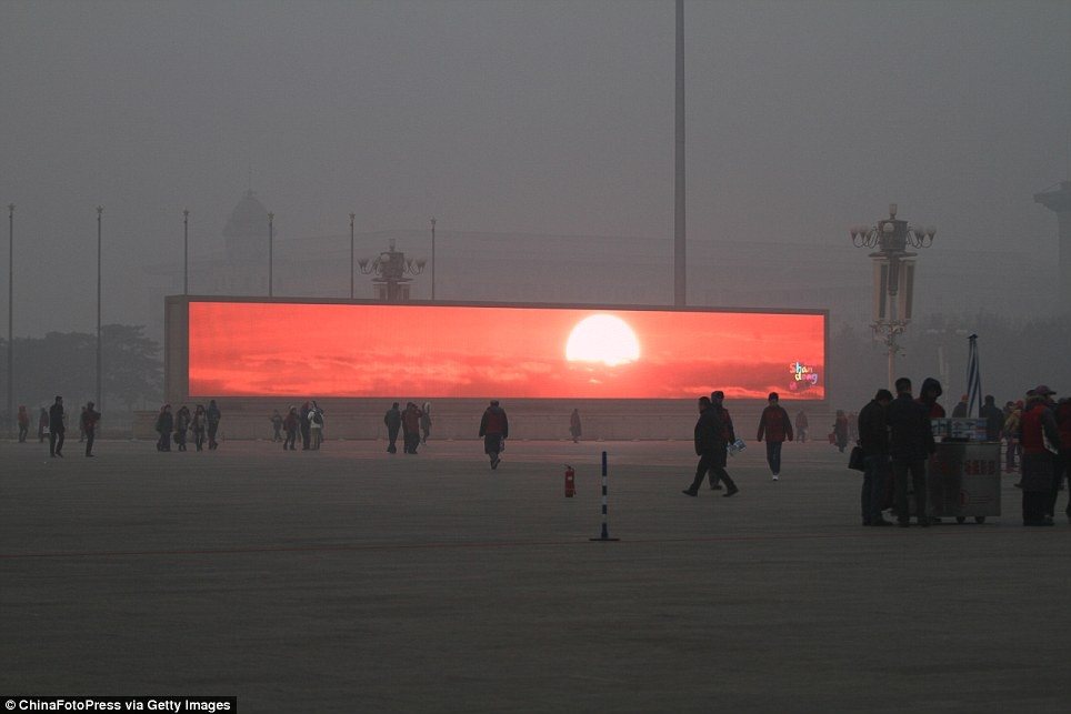 Salida del Sol Beijing