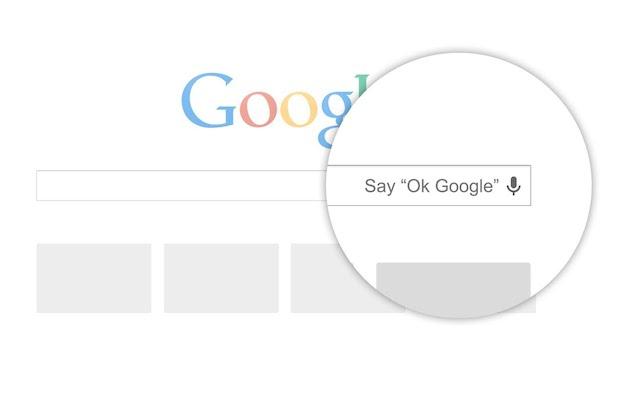 Busqueda por voz en Chrome