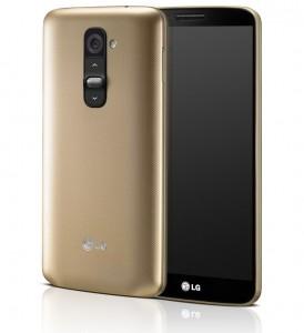 LG G2 dorado