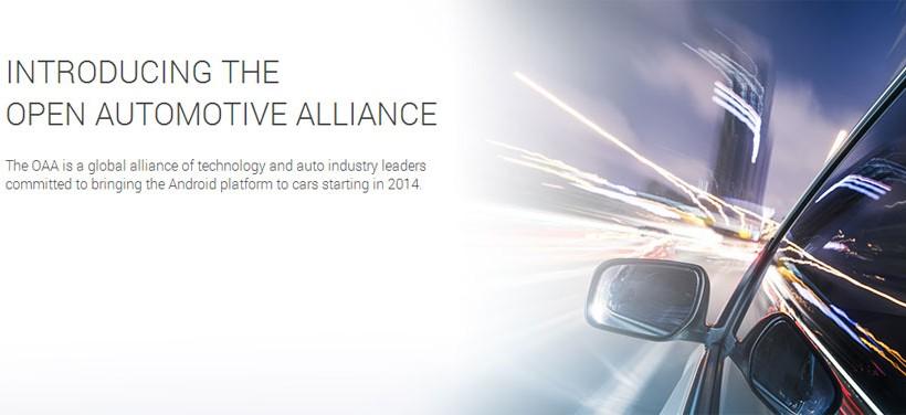 Open Auto Alliance