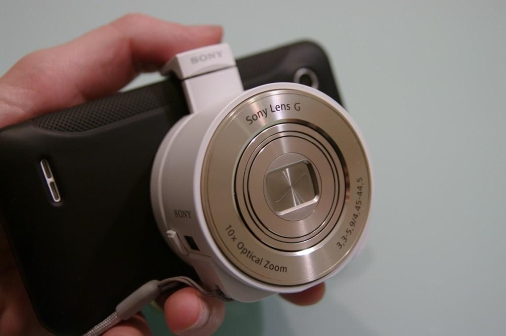 Sony Cyber-shot DSC-QX10 QX100