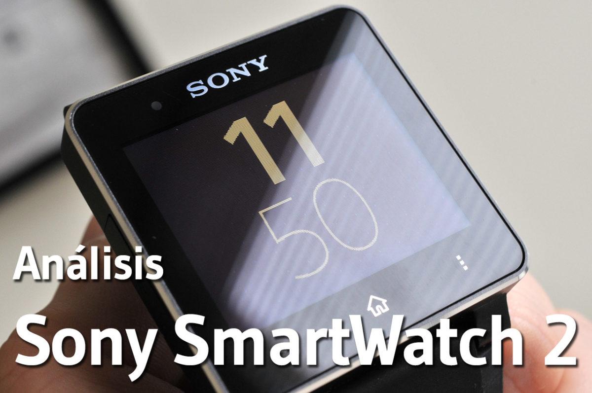Analisis Sony SmartWatch 2