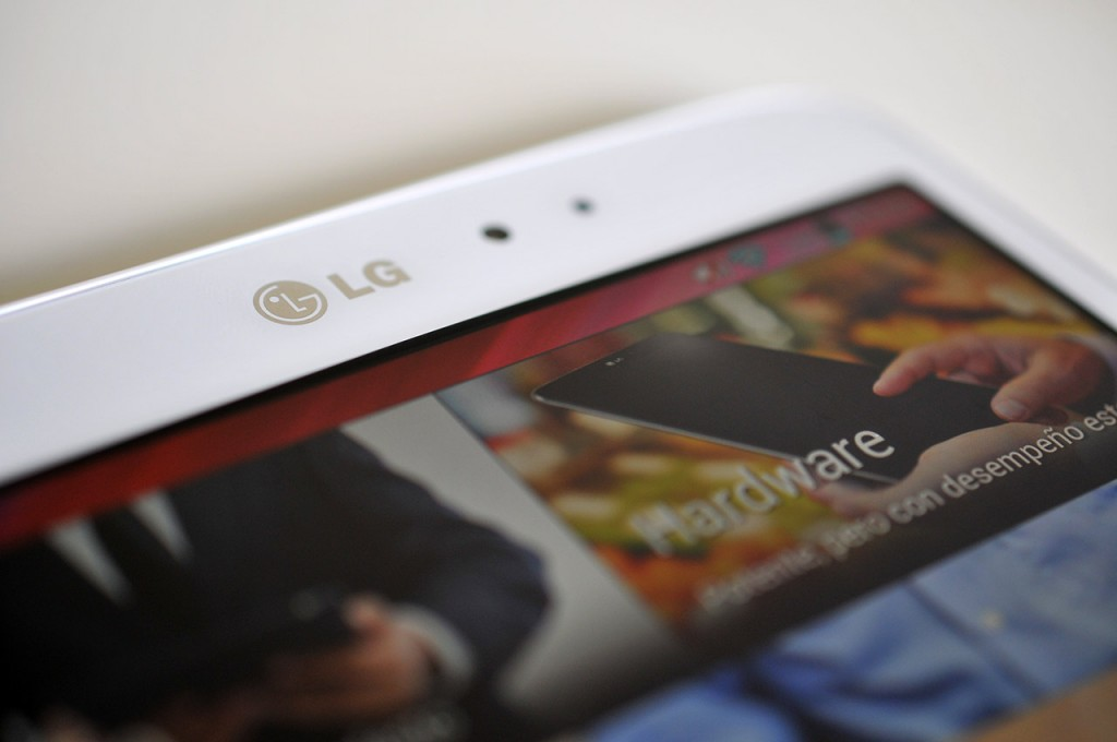 LG GPad 8.3