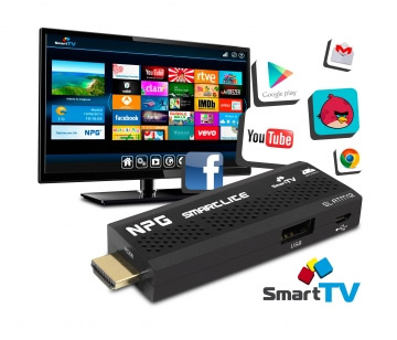 NPG Smart TV SL-ATM12