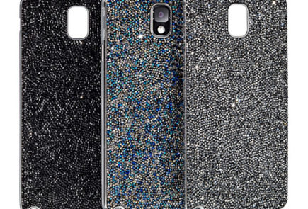 Samsung Galaxy Note 3 con cristales Swarovski