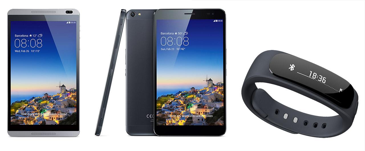 Anuncios Huawei