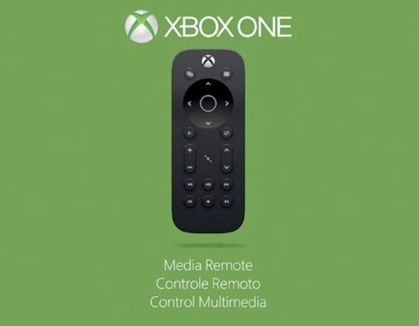 Mando a distancia multimedia Xbox One