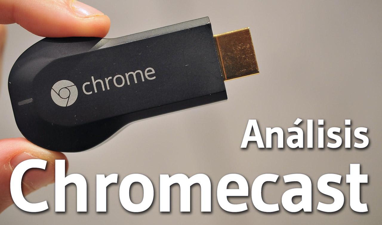 Analisis Chromecast