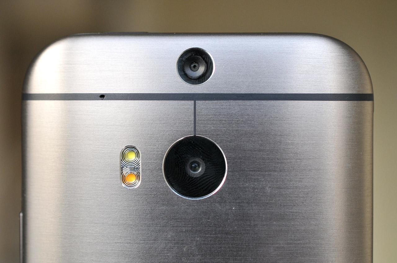 HTC One M8 - Camara Dual