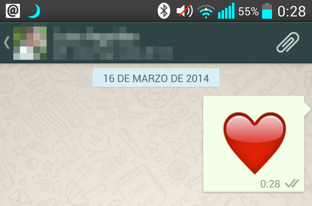 WhatsApp iconos animados