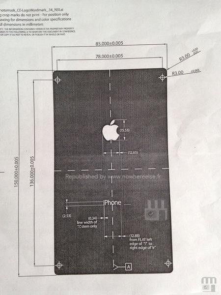 Esquema iPhone 6