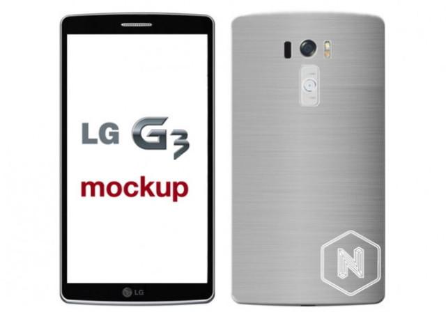 Apariencia LG G3