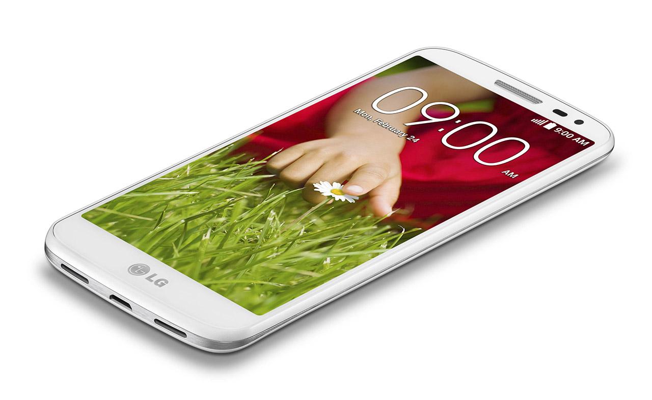 LG G2 Mini blanco