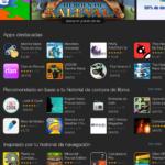 Tienda Apps