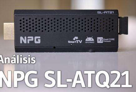 Analisis NPG SL-ATQ21