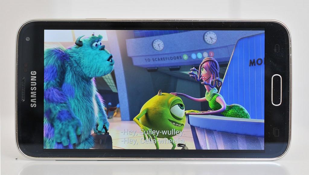Samsung Galaxy S5 - Video