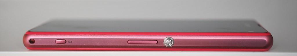 Sony Xperia Z1 Compact - Derecha