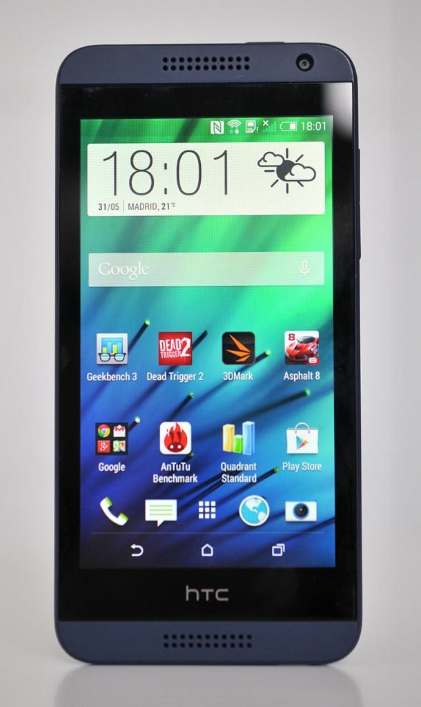 HTC Desire 610 - Delante