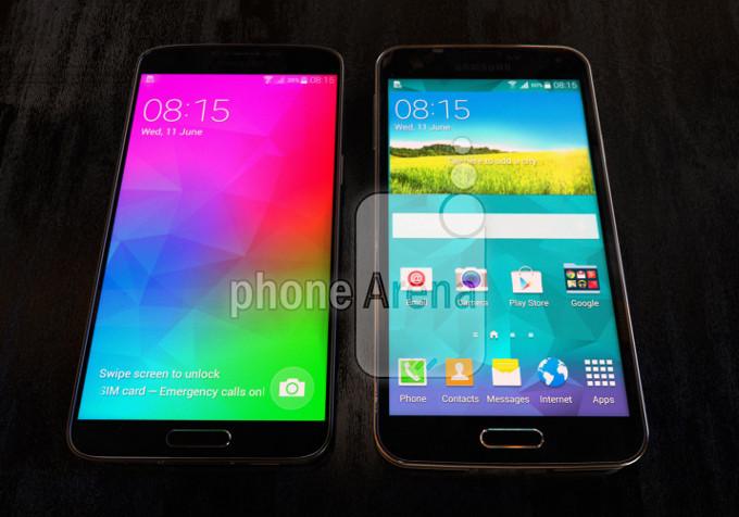 Samsung Galaxy F Prime