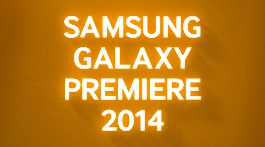 Samsung Galaxy Premiere 2014