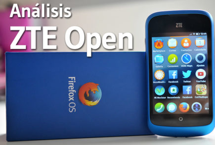 ZTE Open - Analisis