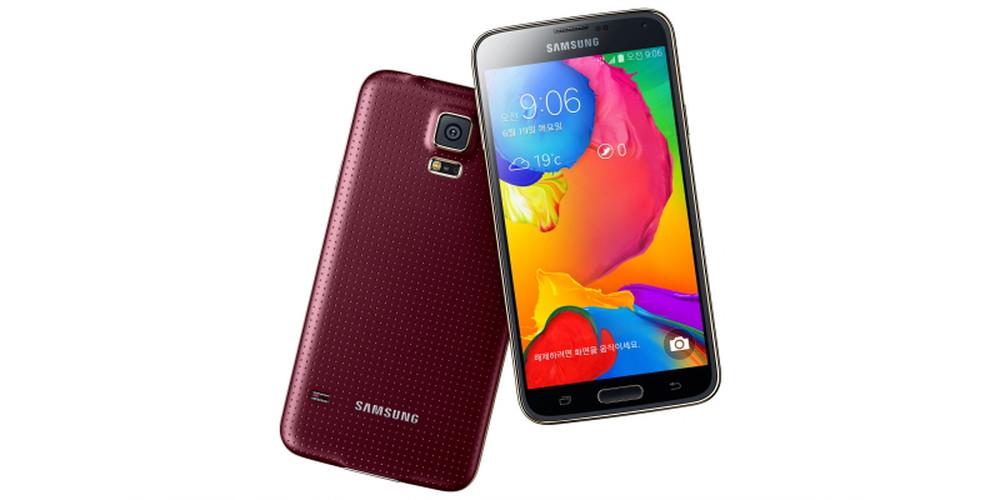 Galaxy S5 LTE-A