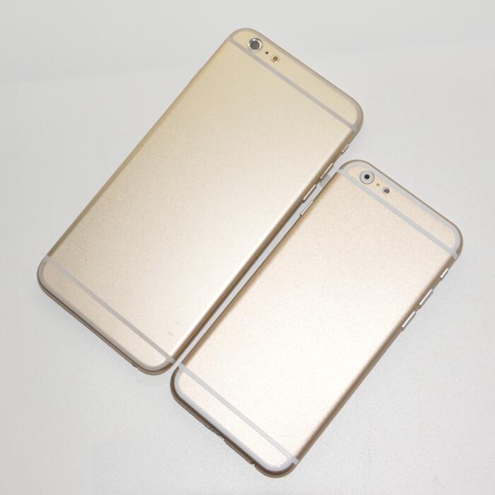 iPhone 6 detras