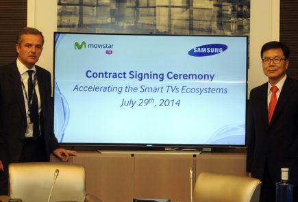 Samsung - Movistar TV