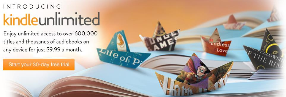 Servicio Kindle Unlimited