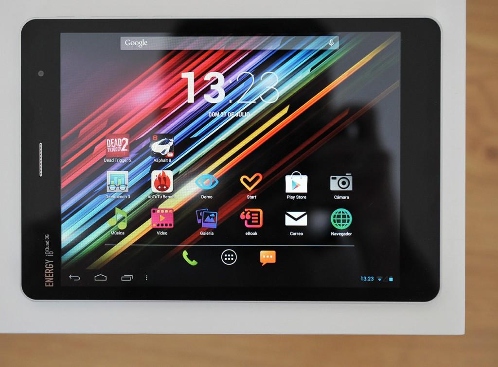 Tablet Energy Sistem Energy i8 Quad 3G Quad 3G - 1