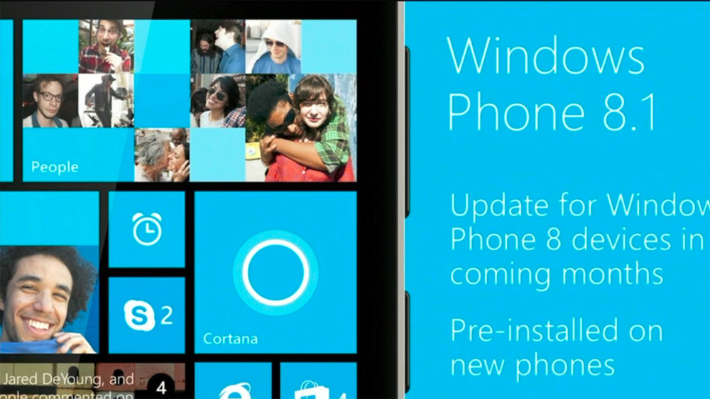 Windows Phone 8.1 GDR3