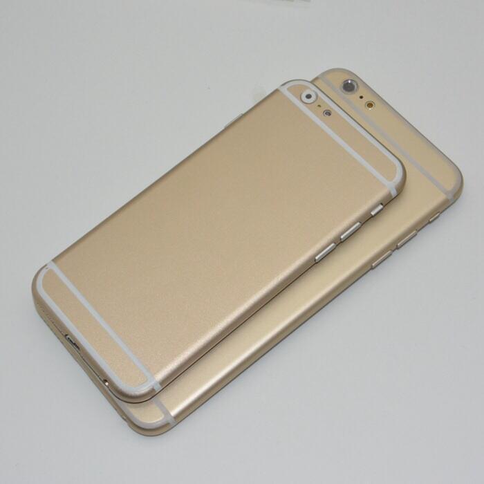 iPhone 6 4.7vs5.5