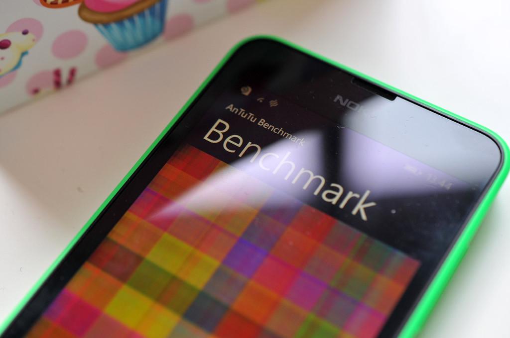 Nokia Lumia 630 - Benchmark
