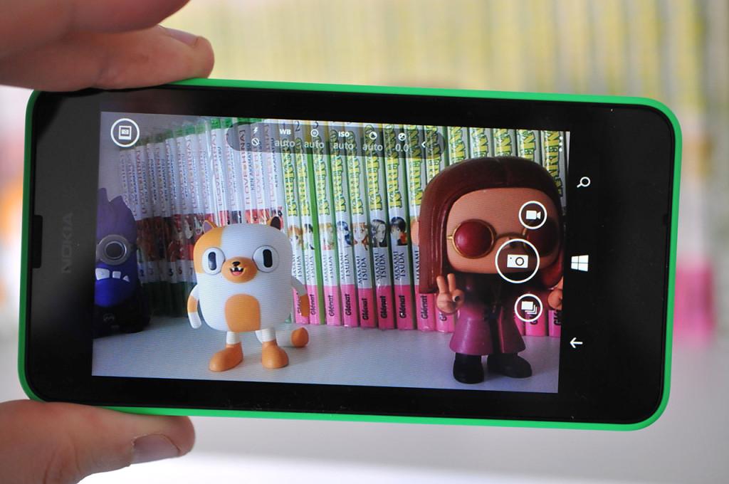 Nokia Lumia 630 - Camara