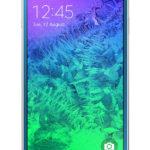 Samsung Galaxy Alpha Azul