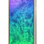 Samsung Galaxy Alpha Dorado