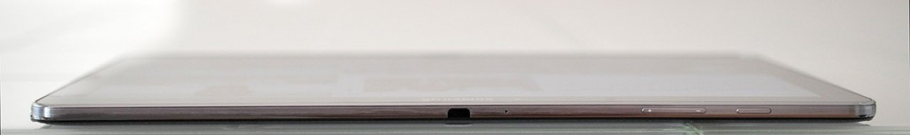 Samsung Galaxy NotePRO - Arriba