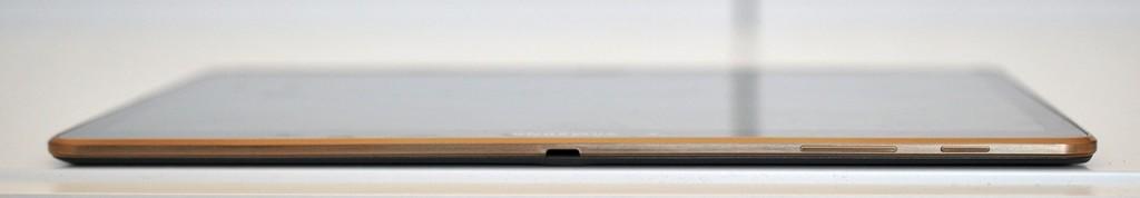 Samsung Galaxy Tab S - Arriba