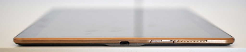 Samsung Galaxy Tab S - Derecha