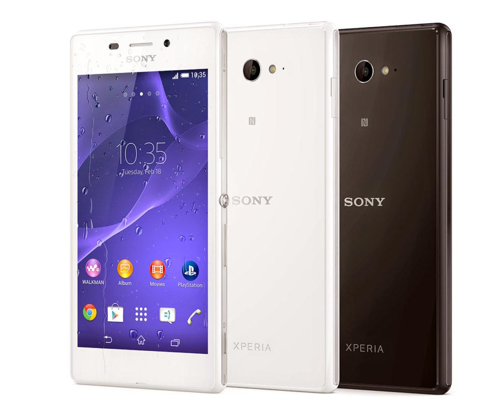 Sony Xperia M2 Aqua