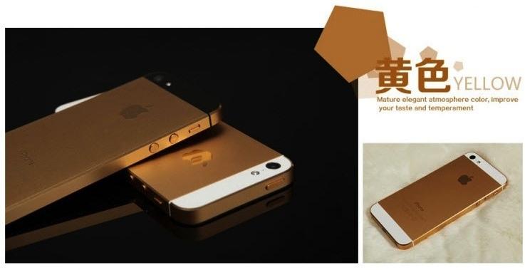Así publicitaba China Telecom el iPhone 5 en septiembre de 2013