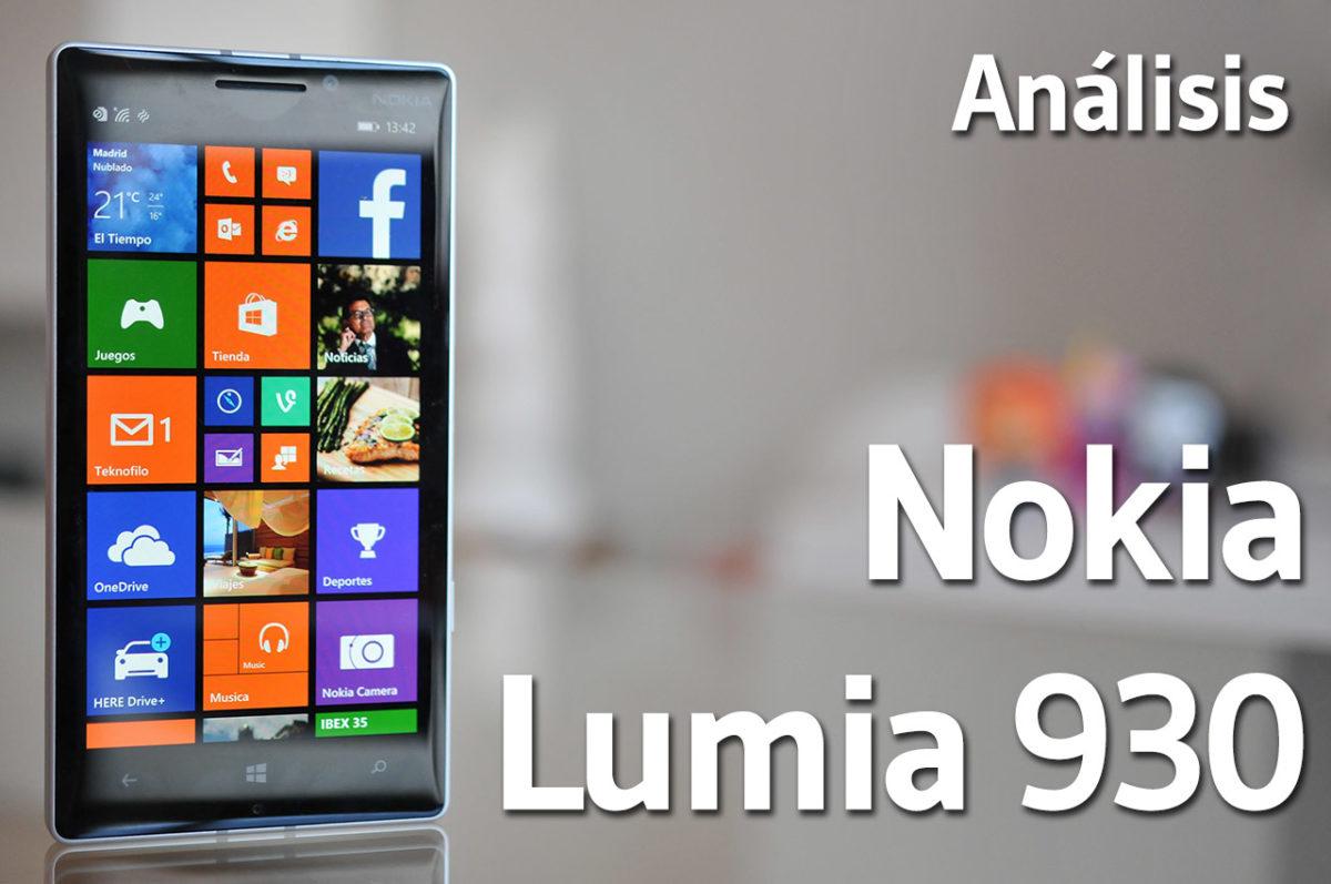 Analisis Nokia Lumia 930