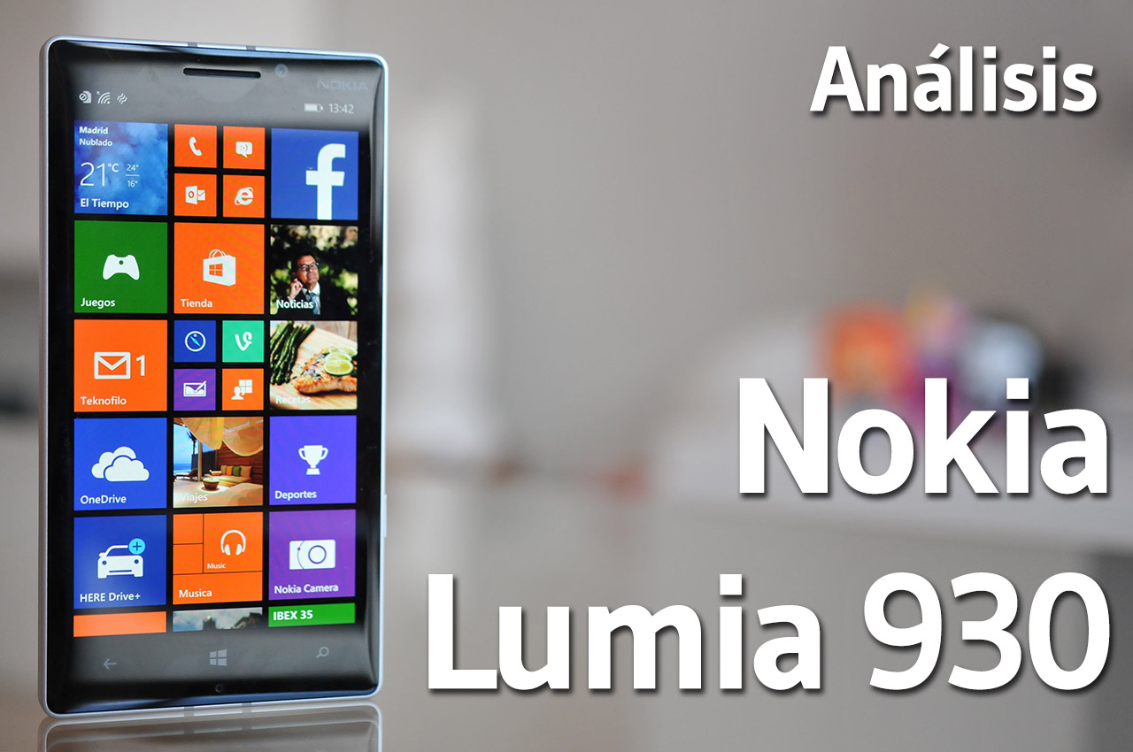 Analisis Nokia Lumia 930