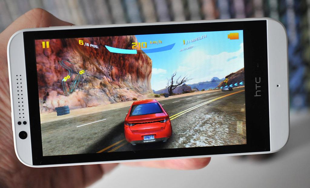 HTC Desire 510 - Juego