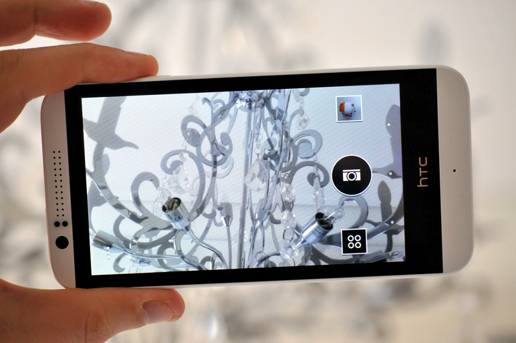 HTC Desire 510 - camara
