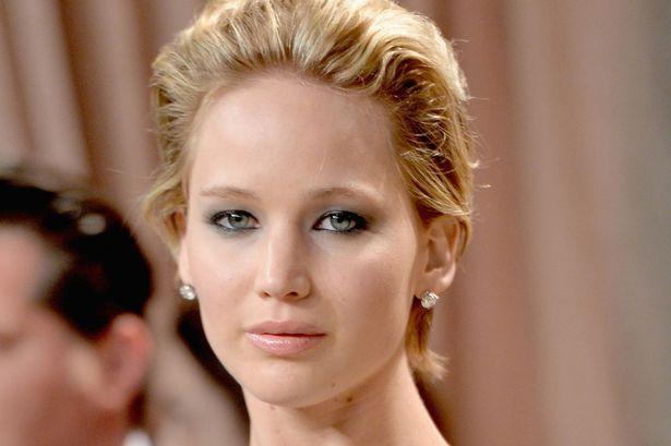 Jennifer Lawrence, una de las actrices que ha confirmado que las fotos son reales