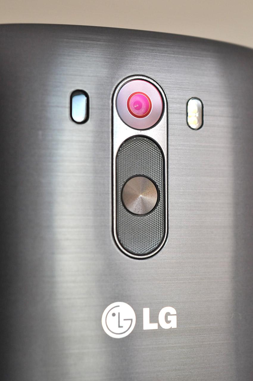 LG G3 - Camara