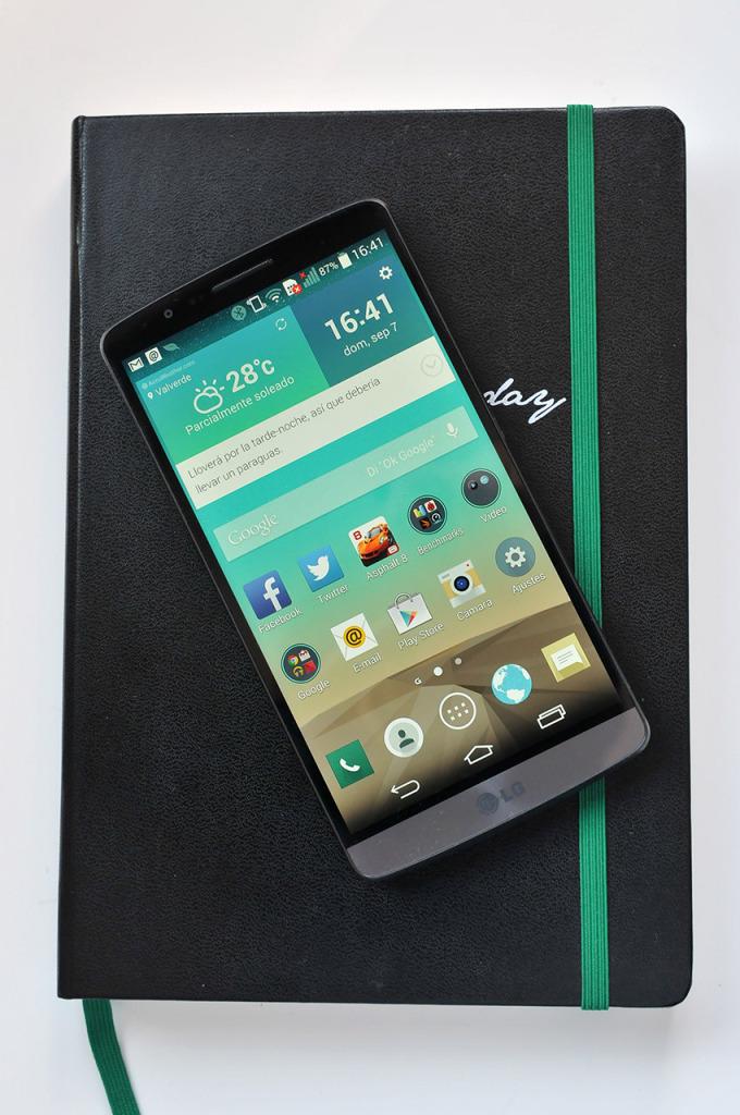 LG G3 - 2
