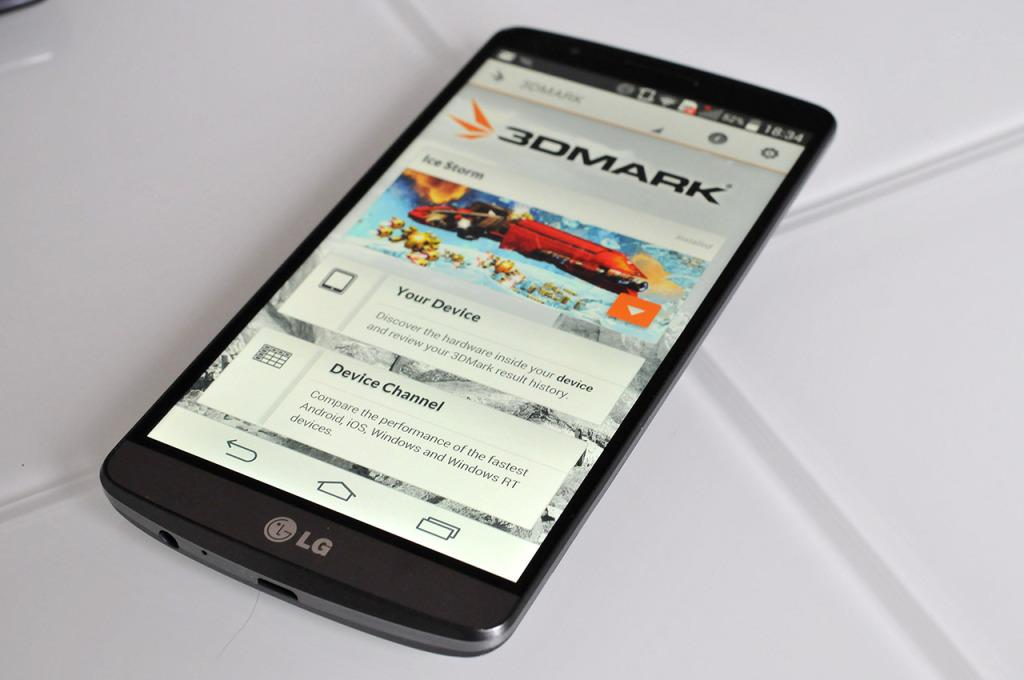 LG G3 - 3dmark